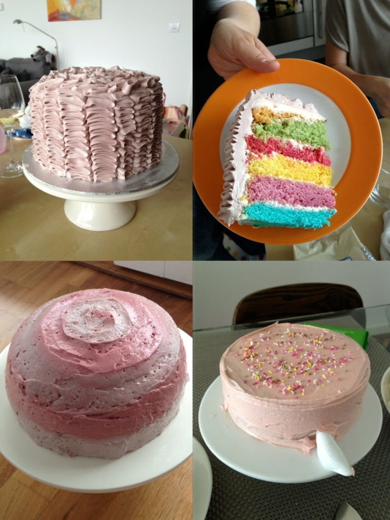 My cakes    via deliciousmother.com